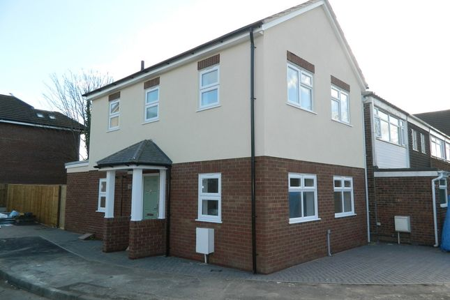 Thumbnail Detached house for sale in Patricia Close, Cippenham, Berkshire