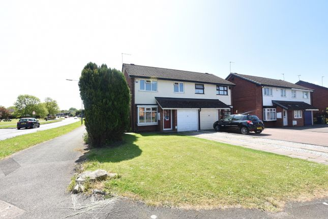 Thumbnail Property for sale in Halesworth Road, Pendeford, Wolverhampton