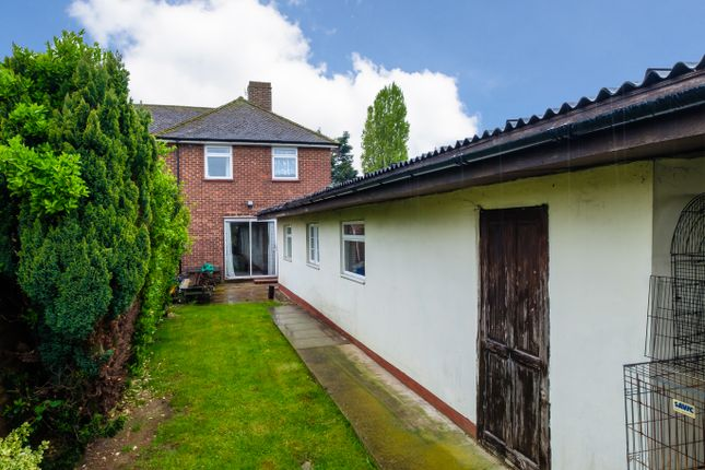 Thumbnail Semi-detached house for sale in The Avenue, New Haw, Addlestone