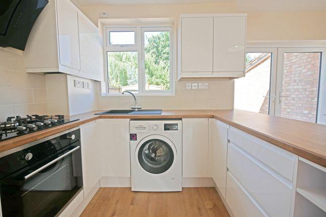 Thumbnail Semi-detached house to rent in Glisson Road, Hillingdon, Uxbridge