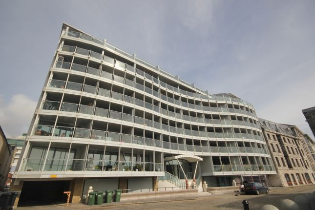 Thumbnail 2 bed flat to rent in Discovery Wharf, Sutton Harbour, Plymouth