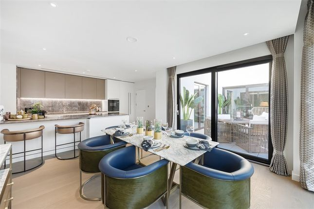3 bed terraced house for sale in Lyons Place, London NW8