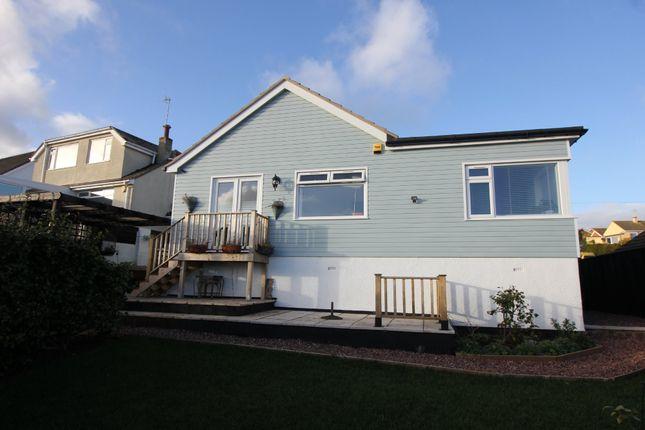 Thumbnail Detached bungalow for sale in Hutton Road, Preston, Paignton