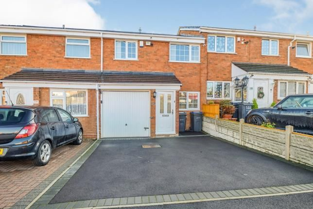 Thumbnail Terraced house for sale in Westacre Gardens, Stechford, Birmingham, West Midlands