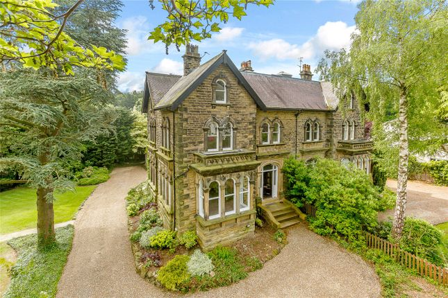 Thumbnail Detached house for sale in Westminster Drive, Burn Bridge, Harrogate, North Yorkshire