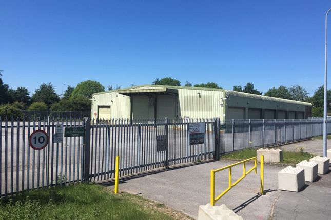 Thumbnail Industrial to let in Wentloog, Cardiff