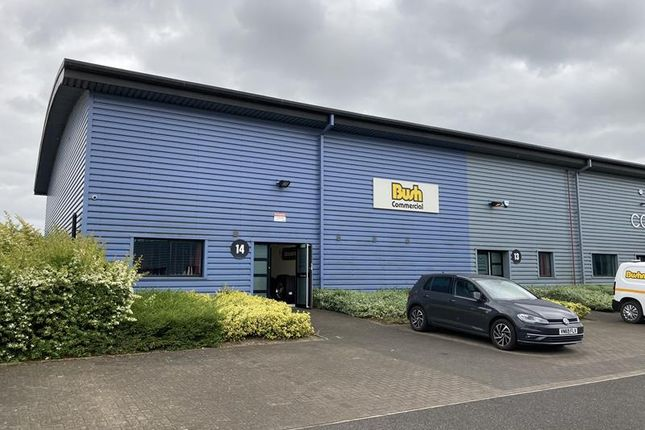 Thumbnail Light industrial to let in Units 13 - 14, Westside Business Park, Estate Road No 2, South Humberside Industrial Estate, Grimsby