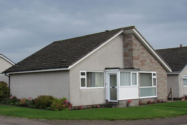 3 bed detached bungalow for sale in Darroch Place, Nairn