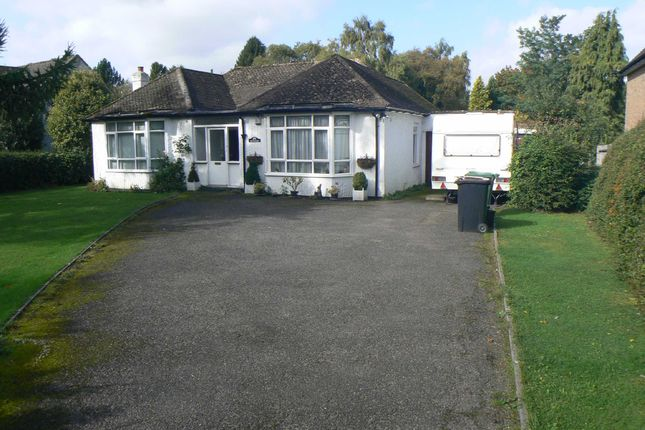 Thumbnail Detached bungalow for sale in Church Road, Chelsfield, Orpington