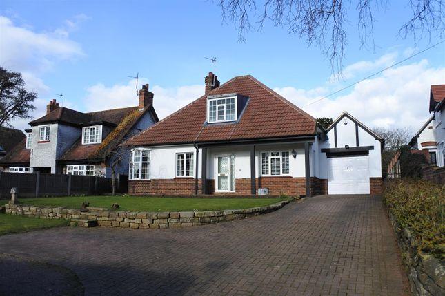 Thumbnail Detached bungalow for sale in Harrowby Lane, Grantham