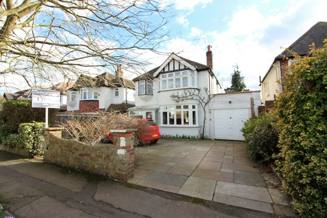 Thumbnail Detached house for sale in Ember Farm Way, East Molesey