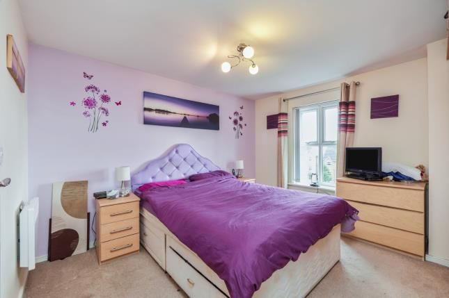 Master Bedroom of The Links, Hyde, Greater Manchester SK14