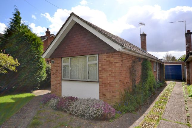 Thumbnail Detached bungalow for sale in Saunders Lane, Hook Heath, Woking