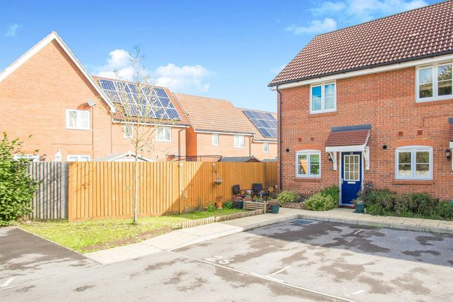 End terrace house for sale in Jones Lane, Tidworth