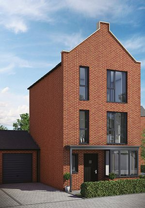 Thumbnail Link-detached house for sale in Manor Parkway, Derby, Derbyshire
