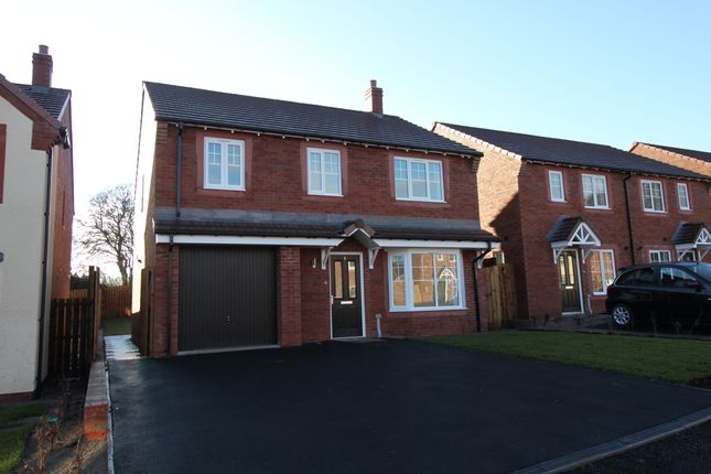 4 bedroom detached house for sale in Nunnery Close, Meadowbrook, Carlisle