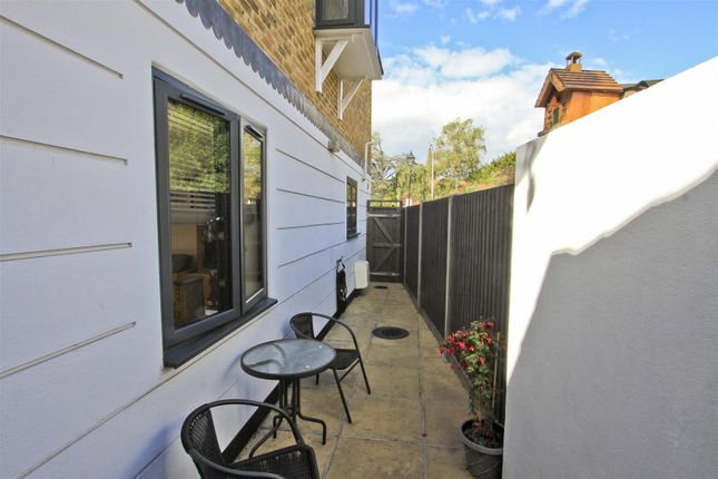 Patio of High Road, Ickenham, Uxbridge UB10