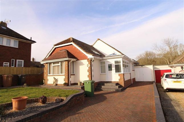 Thumbnail Detached bungalow for sale in Gillsmans Drive, St Leonards-On-Sea, East Sussex
