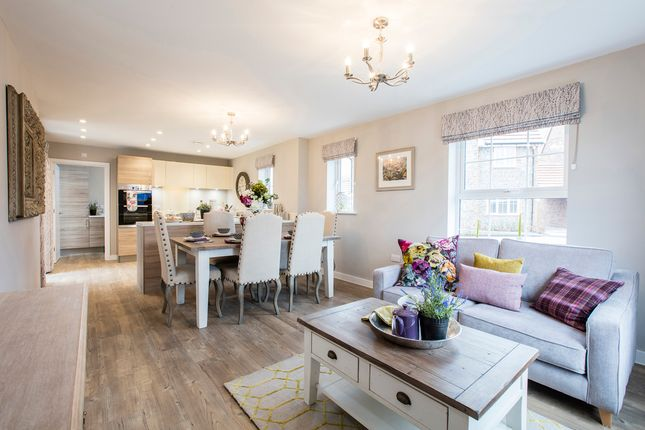"3 bedroom property for sale in ""The Chelstead"" at Yarrow Walk, Red Lodge, Bury St. Edmunds"