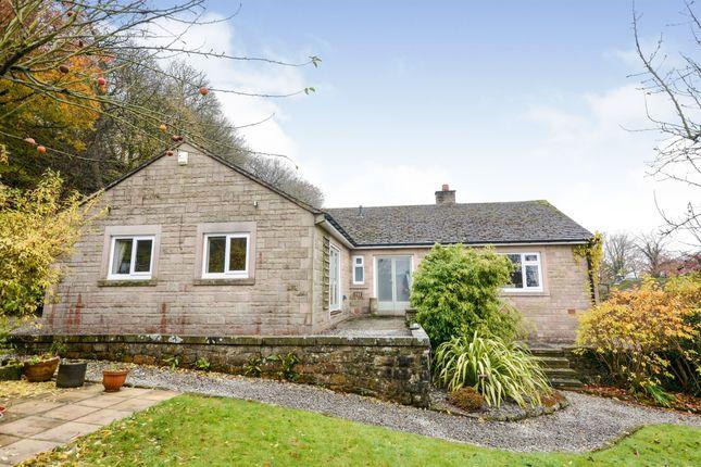 Thumbnail Detached bungalow for sale in Lees Road, Stanton-In-The-Peak, Matlock