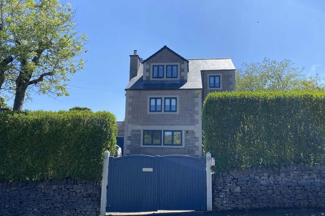 Thumbnail Detached house for sale in Holmfield, Buxton, Derbyshire