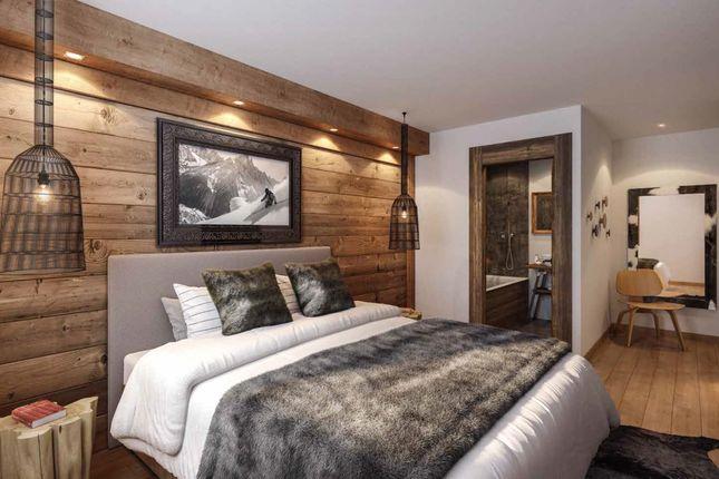 Bedroom of Les Carroz-D'araches, Haute Savoie, France
