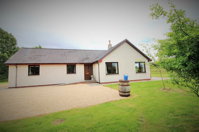 Thumbnail Detached bungalow for sale in Achagour, Ardclach, Nairn
