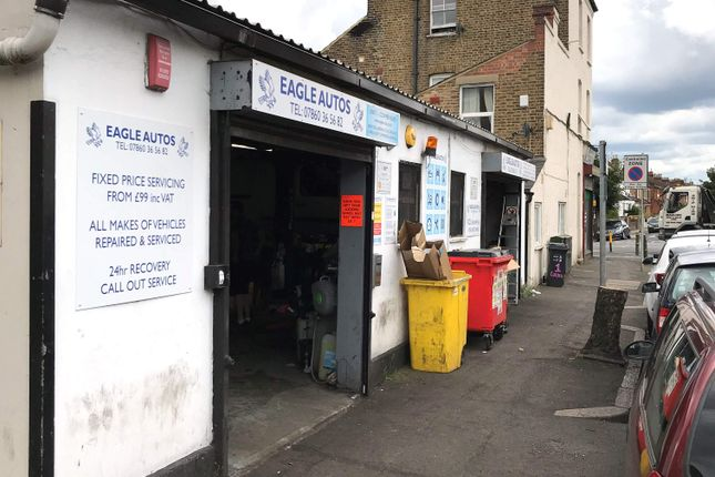 Thumbnail Parking/garage for sale in Cowper Road, London