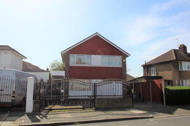 Thumbnail Detached house for sale in Northumberland Crescent, Feltham