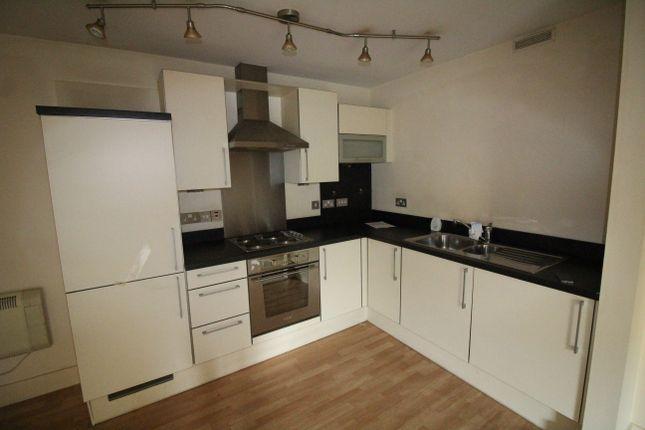 Kitchen Area of Textile Street, Dewsbury WF13