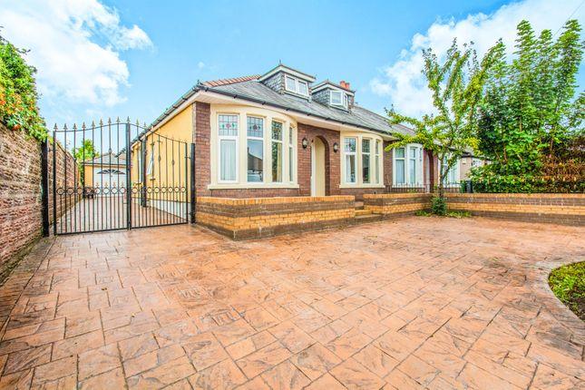 Thumbnail Semi-detached bungalow for sale in Cae Maen, Heath, Cardiff