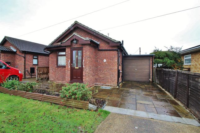 Thumbnail Detached bungalow for sale in Cassel Avenue, Canvey Island