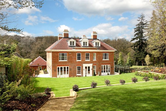Thumbnail Detached house for sale in Long Bottom Lane, Seer Green, Beaconsfield, Buckinghamshire