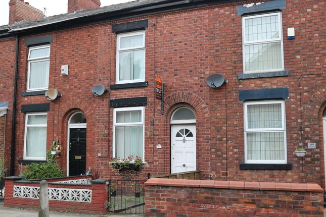 Thumbnail Terraced house to rent in Moorside Street, Droylsden, Manchester