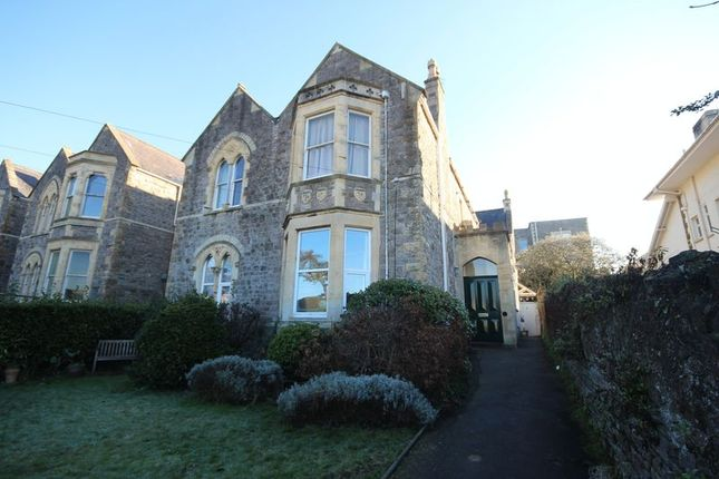 1 bed flat for sale in Bellevue Road, Clevedon