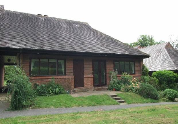 Thumbnail Semi-detached bungalow to rent in Old Parsonage Court, West Malling