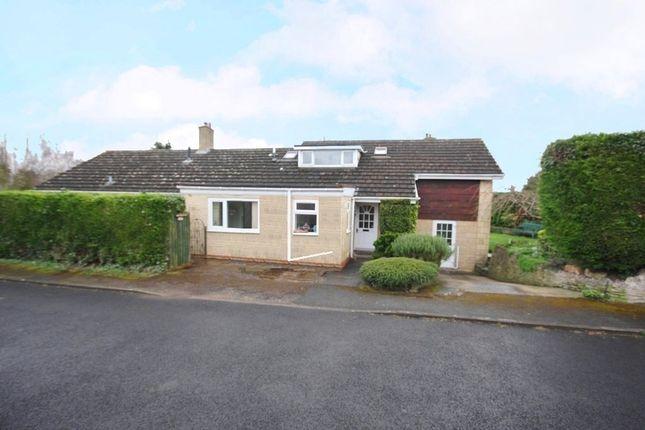 Thumbnail Detached bungalow for sale in Arrow End, North Littleton