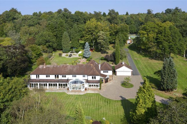 Thumbnail Detached house for sale in Grove Road, Seal, Sevenoaks, Kent