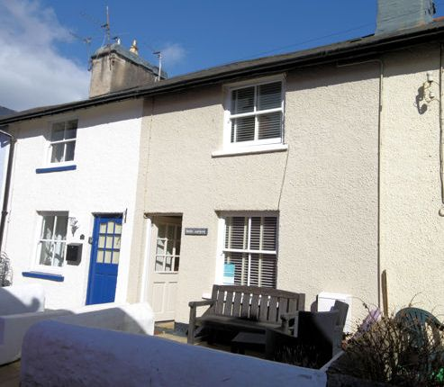 Thumbnail Cottage for sale in 4 Church Street, Aberdovey Gwynedd