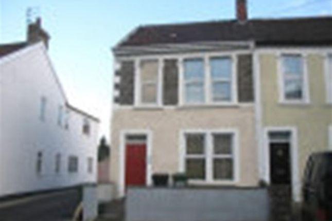 Thumbnail Flat to rent in North Street, Downend, Bristol