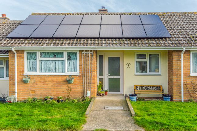 Thumbnail Terraced bungalow for sale in Earth Lane, Lound, Lowestoft