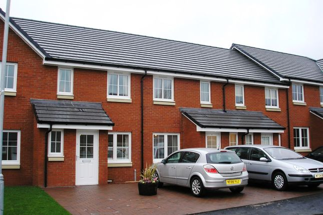 Thumbnail Town house to rent in Halley Court, Yoker, Glasgow