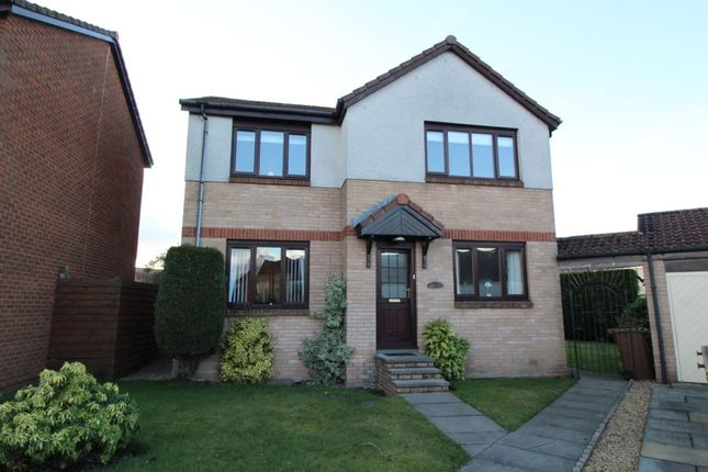 Thumbnail Detached house for sale in Heatherwood Park, Pumpherston, Livingston