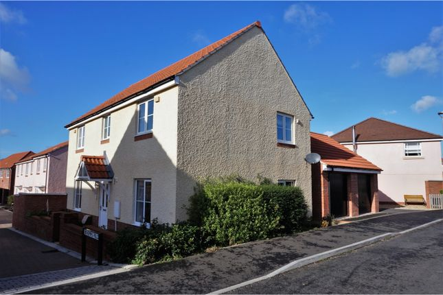 Thumbnail Detached house for sale in Kemps Field, Exeter, Cranbrook