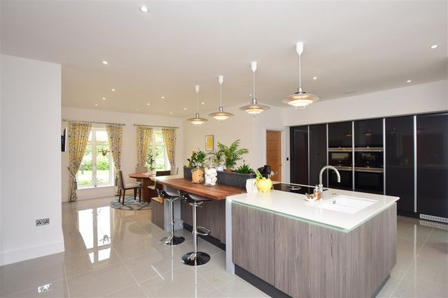 Detached house for sale in Selson Lane, Woodnesborough, Sandwich, Kent