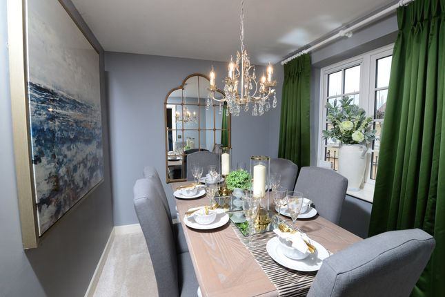 Dining Room of Papplewick Lane, Linby NG15