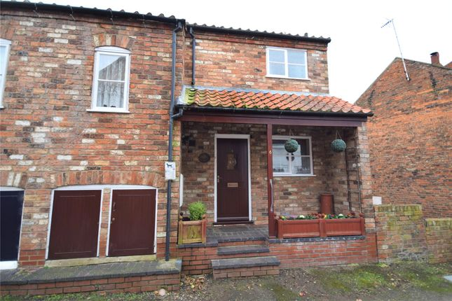 2 bed semi-detached house for sale in Spout Yard, Louth, Lincolnshire LN11