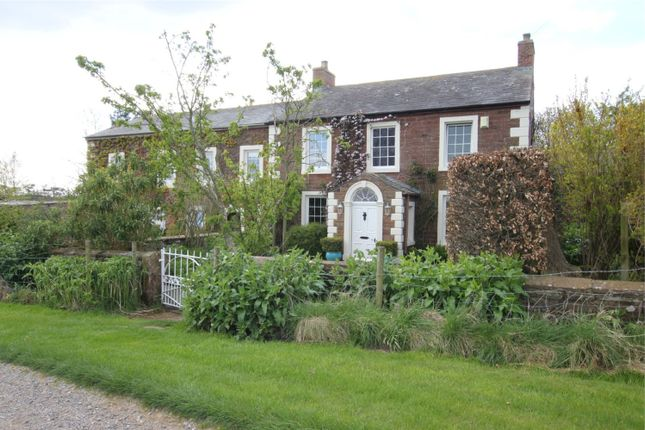 Thumbnail Detached house for sale in Stonehouse Farm, Scales, Wigton, Cumbria