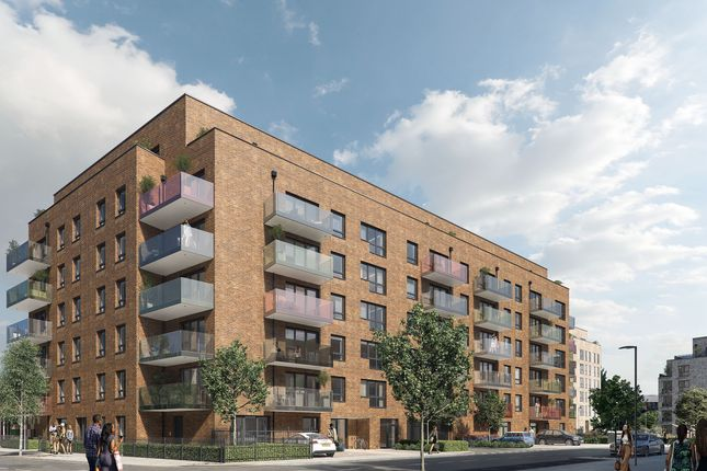 Thumbnail Flat for sale in Wood Street, Walthamstow