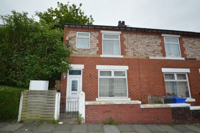 Thumbnail End terrace house to rent in King Street, Radcliffe, Manchester